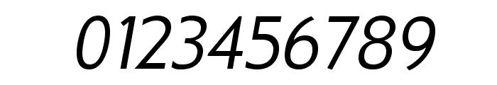 GilliusADFNo2-Italic Font OTHER CHARS