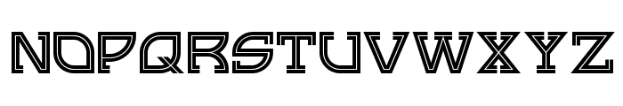 Ginger Peachy NF Font LOWERCASE