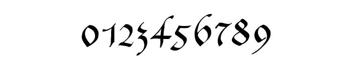 GingkoFraktur Font OTHER CHARS