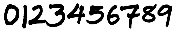 Ginjah Ninjah Font OTHER CHARS