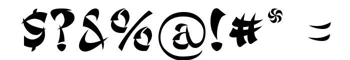 Ginko Font OTHER CHARS