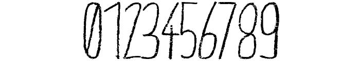 Giraffenhals-Bold Font OTHER CHARS