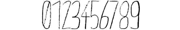 Giraffenhals Font OTHER CHARS