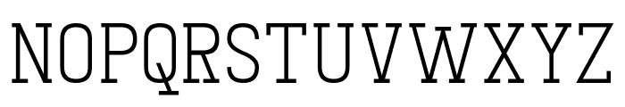 Girlesque Font UPPERCASE