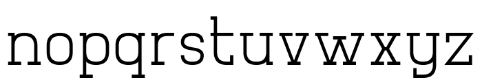 Girlesque Font LOWERCASE