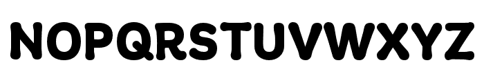 Giulia Plain DEMO Bold Font UPPERCASE