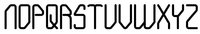 Gizmo Bold Font UPPERCASE