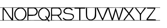 gifford [eval] Font UPPERCASE