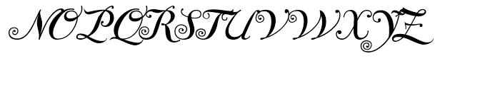 Giambattista Two Font UPPERCASE