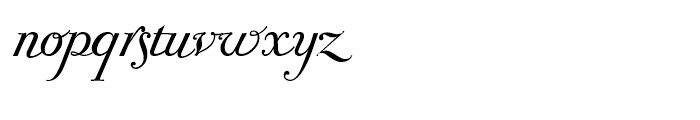Giambattista Two Font LOWERCASE