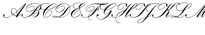 Gillray Light Font UPPERCASE