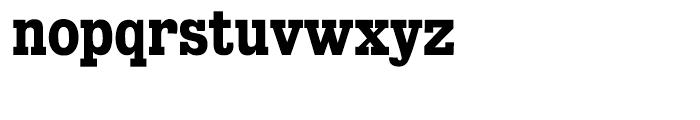 Giza OneThree Font LOWERCASE