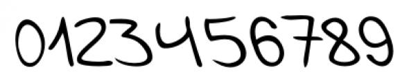 Giovanna Handwriting Regular Font OTHER CHARS