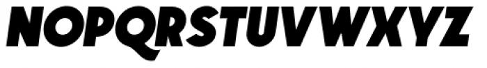 GIT Italic Font LOWERCASE