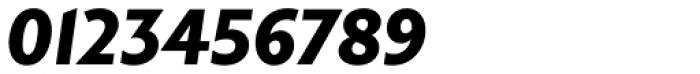 Gibbs Black Italic Font OTHER CHARS