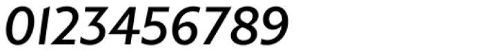 Gibbs Medium Italic Font OTHER CHARS