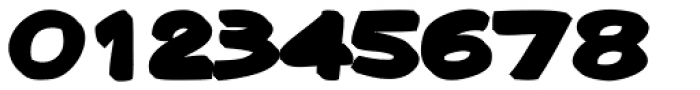 Gibon Bold 3D Bottom Font OTHER CHARS