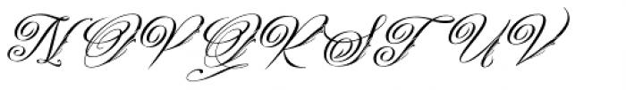 Gibrael Font UPPERCASE