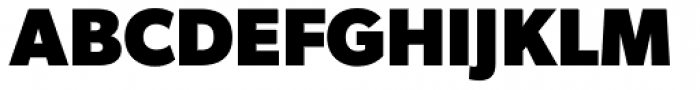 Gibson Bold Font UPPERCASE