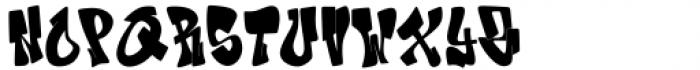Giecella Kids Regular Font LOWERCASE