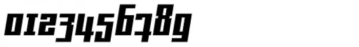 Gigant EFCond Heavy Obl Alt Font OTHER CHARS
