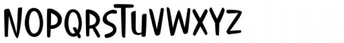 Giggles BTN Light Font UPPERCASE