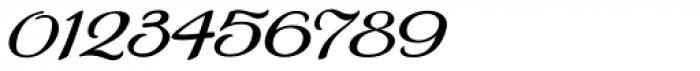 Gilda Italic Font OTHER CHARS