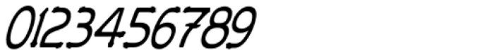 Gildersleeve Italic Font OTHER CHARS