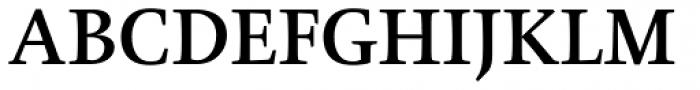 Gilgamesh Std Medium Font UPPERCASE
