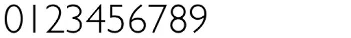 Gill Sans Cyrillic Pro Cyrillic Light Font OTHER CHARS
