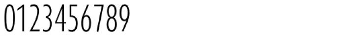 Gill Sans Nova Cond Light Font OTHER CHARS