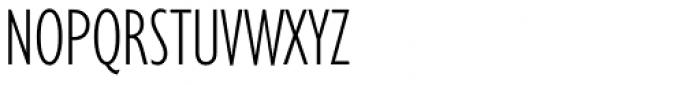 Gill Sans Nova Cond Light Font UPPERCASE