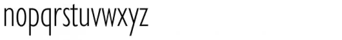 Gill Sans Nova Cond Light Font LOWERCASE