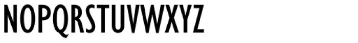 Gill Sans Nova Cond Medium Font UPPERCASE
