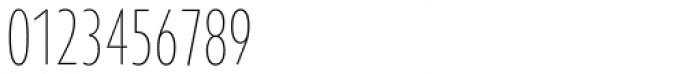 Gill Sans Nova Cond UltraLight Font OTHER CHARS