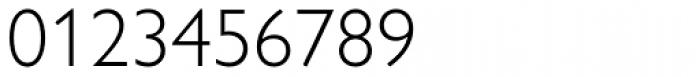 Gill Sans Nova Light Font OTHER CHARS