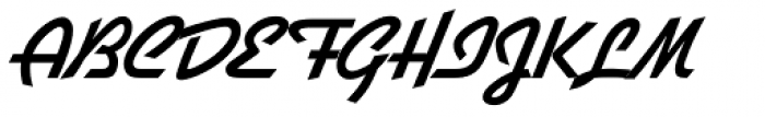 Gillies Gothic SB Bold Font UPPERCASE