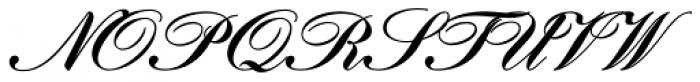 Gillray Pro Medium Font UPPERCASE