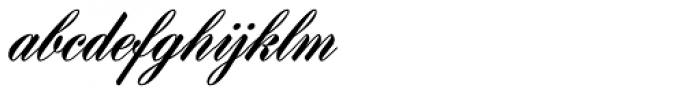 Gillray Pro Medium Font LOWERCASE