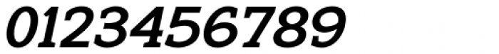 Gilmour Bold Italic Font OTHER CHARS