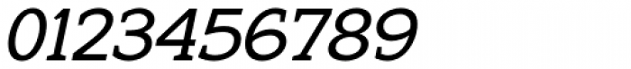 Gilmour Italic Font OTHER CHARS