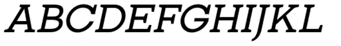 Gilmour Italic Font UPPERCASE