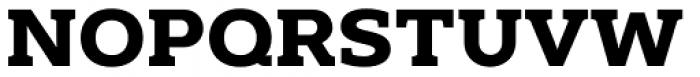 Gimbal Egyptian Extended Bold Font UPPERCASE