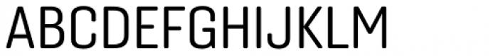 Gineso Soft Normal Regular Font UPPERCASE
