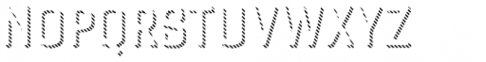 Gineso Titling Line Thin Font LOWERCASE