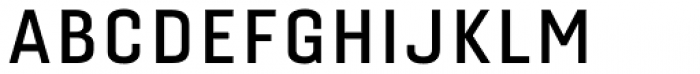 Gineso Titling Medium Font LOWERCASE