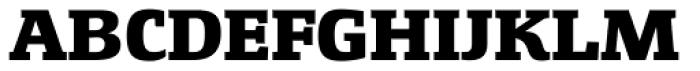 Gingar ExtraBold Font UPPERCASE