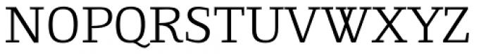 Gingar Light Font UPPERCASE