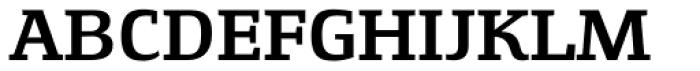 Gingar Medium Font UPPERCASE