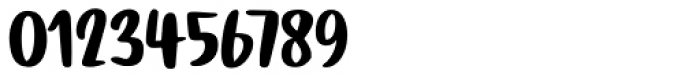 Gingerline Regular Font OTHER CHARS